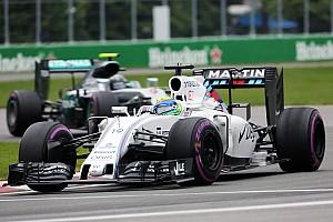 F1 Artículo especial La columna de Massa: accidentes y regresos en Canadá