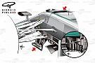 Formel-1-Technik: Wie Mercedes den W07 noch schneller macht