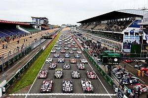 Le Mans Toplijst Le Mans - De volledige startgrid in beeld