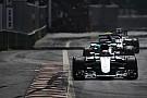 FIA позволила Хэмилтону поменять стартовый комплект шин