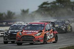 Global Rallycross Race report Steve Arpin, Chip Ganassi Racing earn first Red Bull GRC victory