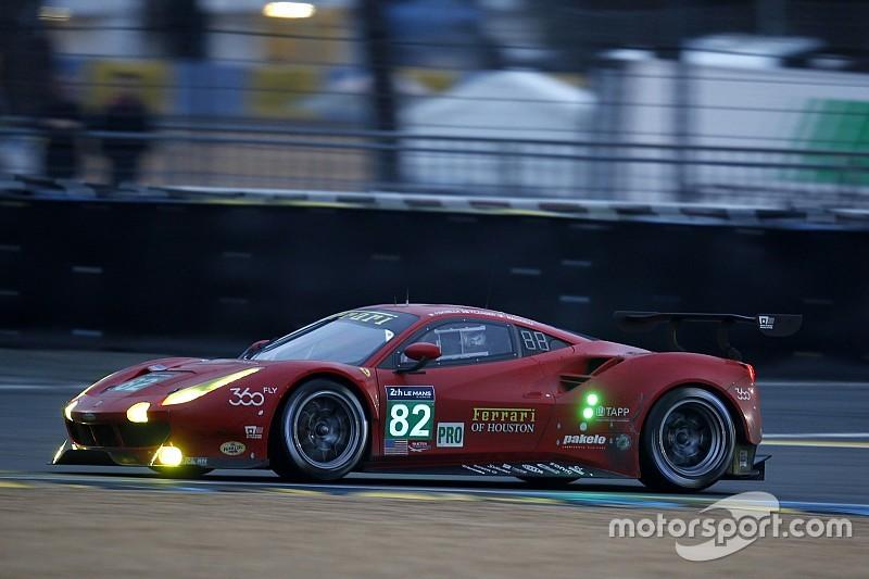 Le Mans: in GTE è guerra tutti contro tutti