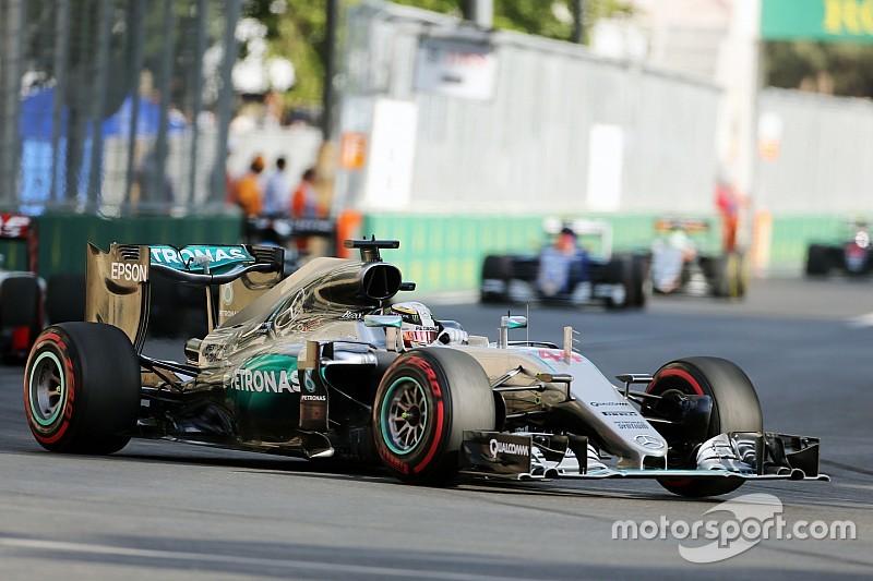 Motorprobleem kostte Hamilton slechts twee tienden per ronde, zegt Wolff