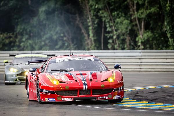Ferrari garde la main en LMGTE Am