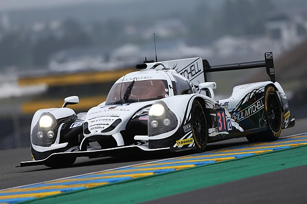 """Derani lamenta problemas em Le Mans: """"decepcionante"""""""