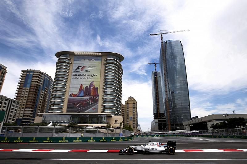 Column Felipe Massa: Recordbrekend Baku een weekend om niet te vergeten
