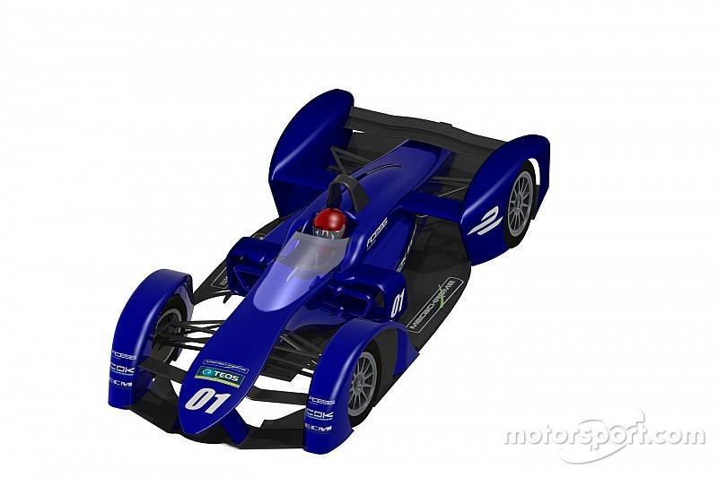 Neues Formel-E-Auto als Bruch mit der Formelauto-Tradition?