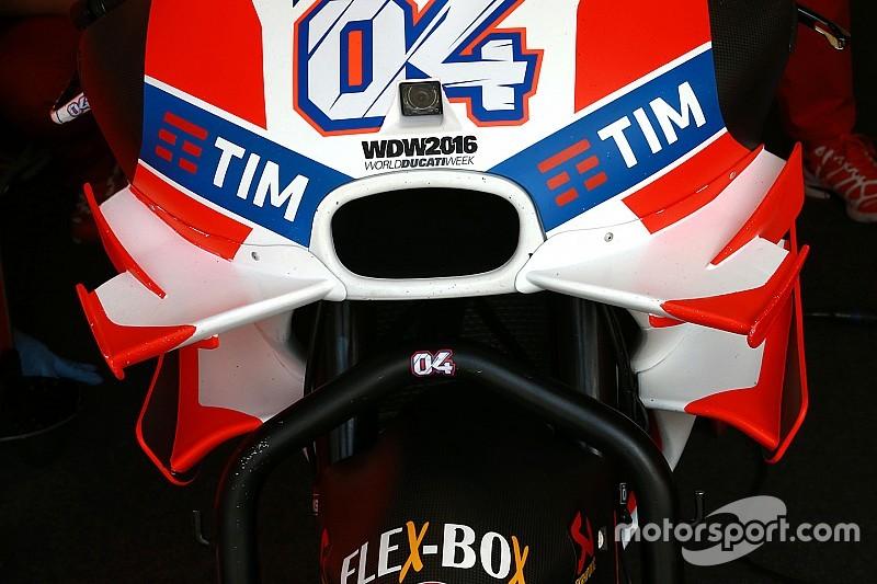 Ad Assen la GP Commission può bandire le alette in MotoGP