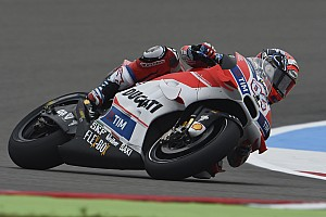 MotoGP Qualifyingbericht Dovizioso im Eiertanz zur Assen-Pole