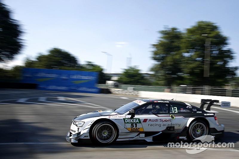 DTM Norisring: Müller pakt eerste overwinning na tactische meesterzet