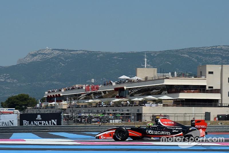 Поль Рікар Формула 3.5. Делетра переграв всіх у другій гонці