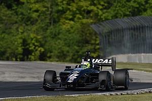 Indy Lights Gara Santiago Urrutia coglie il successo in Gara 2 a Road America
