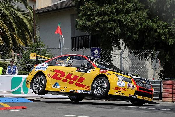 Vila Real WTCC: Coronel ilk yarışı kazandı