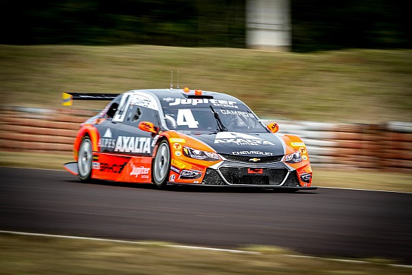 Stock Car Brasil Brazilian V8 Stock Cars: Tarumã features unpredictable races on Max Wilson and Júlio Campos victorie