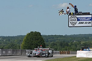 IndyCar Gara Will Power regola Kanaan e centra la vittoria a Road America