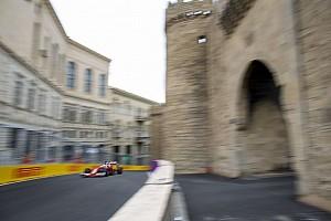 FIA F2 BRÉKING GP2: ilyen előzni és harcolni a brutálisan hosszú célegyenesben Azerbajdzsánban