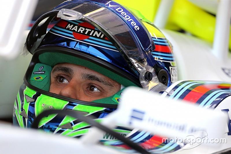Massa ve un riesgo de perder el Gran Premio de Brasil
