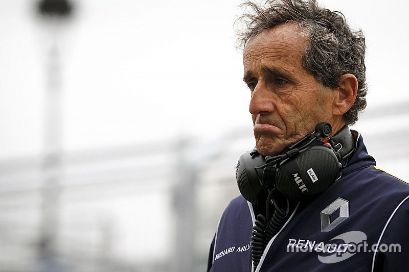 Prost sugiere más libertad en estrategia de neumáticos