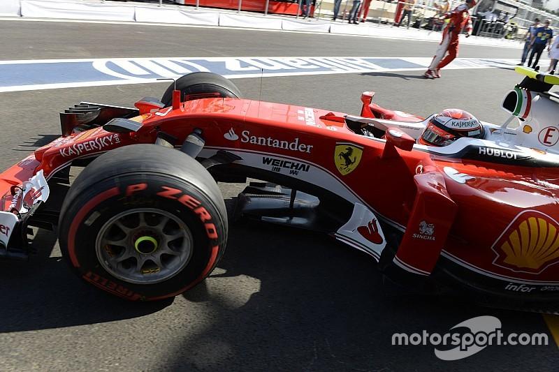 """Marchionne: """"Kimi deve far vedere di meritare una Ferrari"""""""