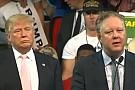 El presidente de NASCAR no asistirá a la convención republicana