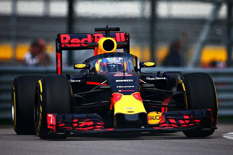 Para Ricciardo sería una decepción abandonar la idea del Aeroscreen