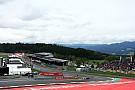 Nuevos bordillos en el Red Bull Ring para el GP de Austria
