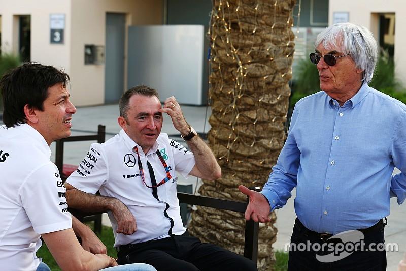 """""""Ganaron dos campeonatos y me jodieron"""": Ecclestone"""