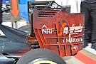 McLaren: rimandata l'ala posteriore con le paratie soffianti