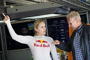 Plant Ski-Star Lindsey Vonn eine zweite Karriere als Rennfahrerin?