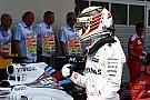 De startopstelling voor de Grand Prix van Oostenrijk