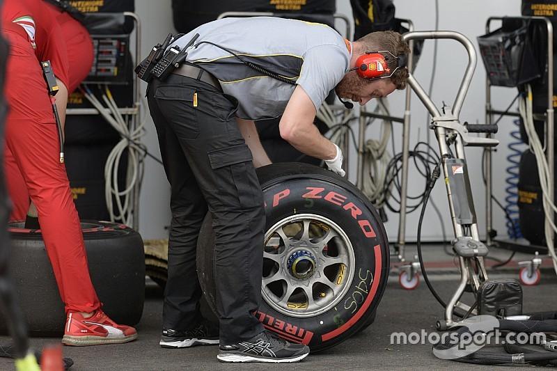 انطلاقة السباق ستُظهر تأثير فحوصات ضغط الإطارات الجديدة