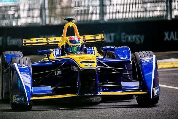 Formel E Formel E in London: Sebastien Buemi auf der Pole-Position, Lucas di Grassi Dritter