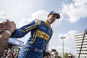 Formule E Résumé de course Buemi titré au terme d'un final tronqué