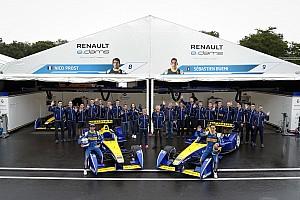 Formel E Rennbericht Formel E London: Zweiter Sieg für Prost - Sebastien Buemi ist Champion