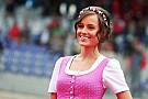 Grid Girls da Áustria usaram trajes típicos; confira
