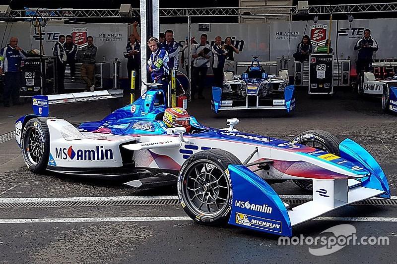 Il team Amlin Andretti ha confermato Robin Frijns