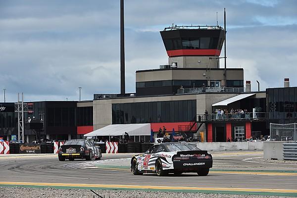 NASCAR Canada Revivez la victoire d'Andrew Ranger au Ecko Unlimited 100 à ICAR