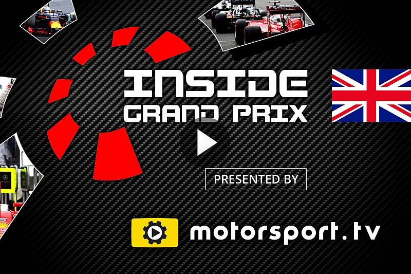 Video: Inside Grand Prix Großbritannien 2016