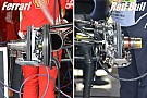 Tech update: Remconfiguratie Red Bull en Ferrari vergeleken