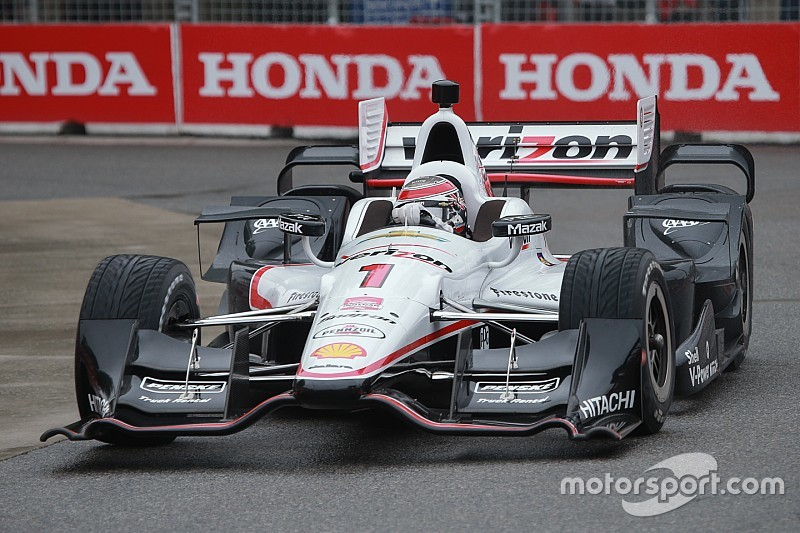 Entry List For The 2016 Honda Indy Toronto