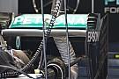 Análisis técnico: nuevo alerón trasero de Mercedes para Silverstone
