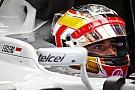 Leclerc: un testacoda, poi impressiona con la Haas