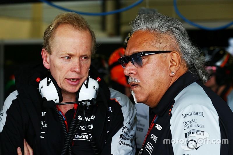 Бос Force India повернувся в паддок Ф1, незважаючи на обмеження в пересуванні