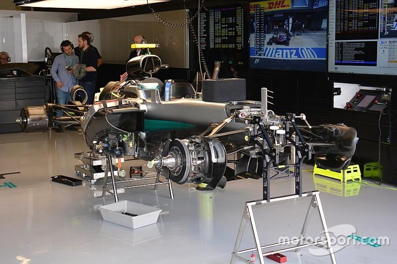 """Rosberg: """"Fatti i compiti a casa: ho studiato la telemetria di Lewis"""""""