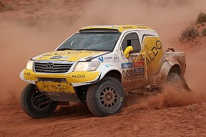 Cross-Country Rally Preview ALDO Racing duo excited to face unknown off-road rally-raid routes at the Silk Way