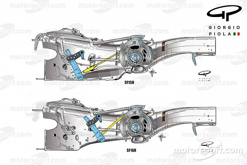 Ferrari: si sostituisce il cambio sulla SF16-H di Vettel