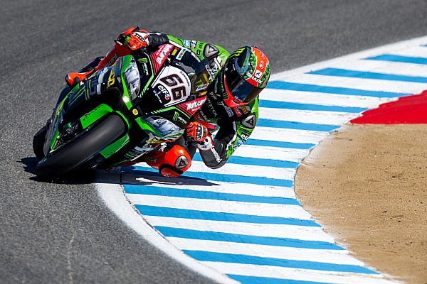 Superbike Laguna Seca: Sykes ilk sırada
