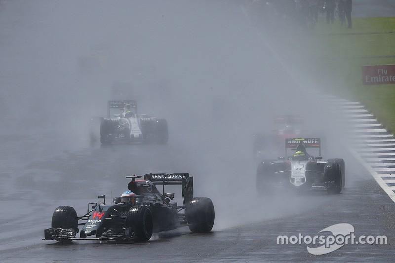 McLaren нечем гордиться после такой гонки, считает Алонсо