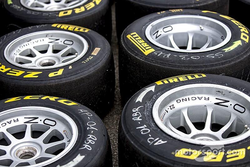 Pirelli anuncia los neumáticos para el Gran Premio de Estados Unidos