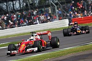 F1 Noticias de última hora Toro Rosso igualó el ritmo de carrera de Ferrari, dice Kvyat